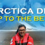 Antarctica Diaries: A Trip To The Beyond by Anuj Tikku | Book Cover