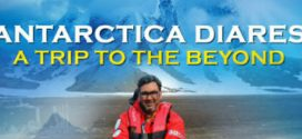 Antarctica Diares: A Trip To The Beyond by Anuj Tikku | Book Review