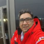Anuj Tikku- On His Way To Antarctica