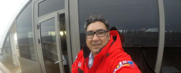 Anuj Tikku | Talking About His Book Antarctica Diaries