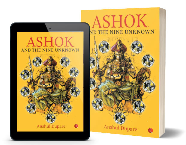 Ashok and the Nine Unknown by Anshul Dupare | Book Review