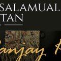 Assalamualaikum Watan By Sanjay Khan | Book Cover
