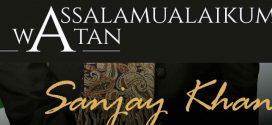 Assalamualaikum Watan By Sanjay Khan | Book Review