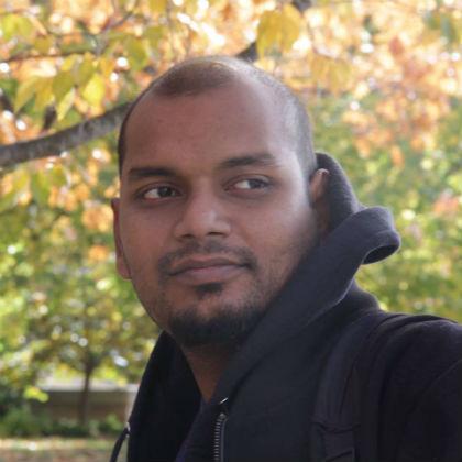 Venkat Aditya Kopeneni aka Adiya K. V. - the author of - Daitya Diaries