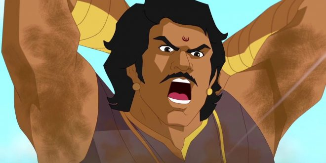 Beast In The Dark | Episode 6 of Baahubali: The Lost Legends (Season 3) Animation Series | Personal Review