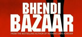 Bhendi Bazaar | A Crime Thriller by Vish Dhamija | Book Reviews