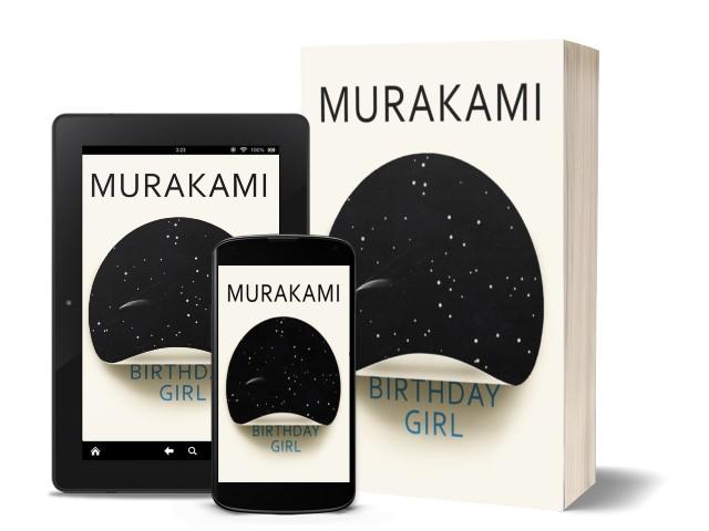 Birthday Girl by Haruki Murakami   Cover Page