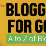Blogging for Gold by Anuj Tikku | Book Cover