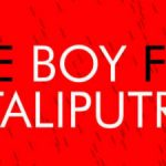 The Boy From Pataliputra - Book Cover