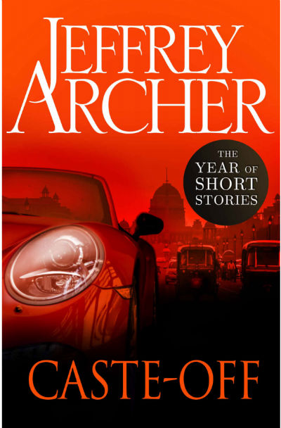 Caste Off: A Short Story By Jeffrey Archer | Book Cover