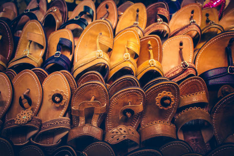 Chappals - A Good Choice To Go All Ethnic
