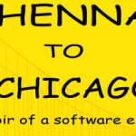 Chennai To Chicago – Memoir Of A Software Engineer by Sriram Ramakrishnan - Book Cover