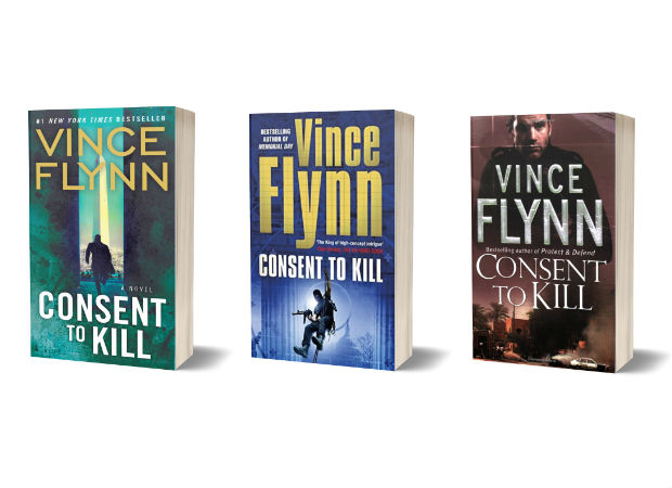 Consent To Kill by Vince Flynn | Book Cover