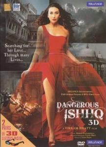 Dangerous Ishhq - Hindi TV Serial DVD