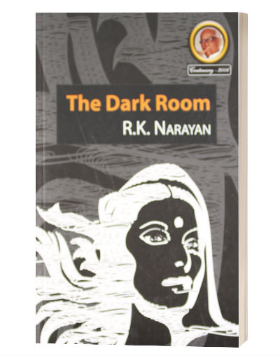 The Dark Room by R. K. Narayan | Book Cover