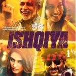 Dedh Ishqiya - Bollywood Movie - Poster