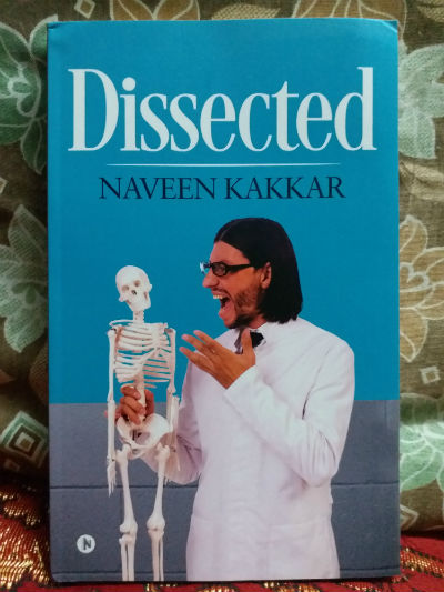Dissected by Naveen Kakkar | Book Cover