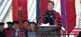 Essence Of Arnold Schwarzenegger's Commencement Speech At University Of Houston