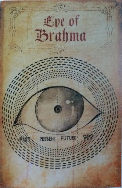 Satyayoddha Kalki - Eye of Brahma By Kevin Missal