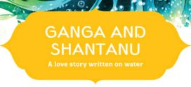 Ganga and Shantanu | An Epic Love Story by Ashok K Banker | Book Review