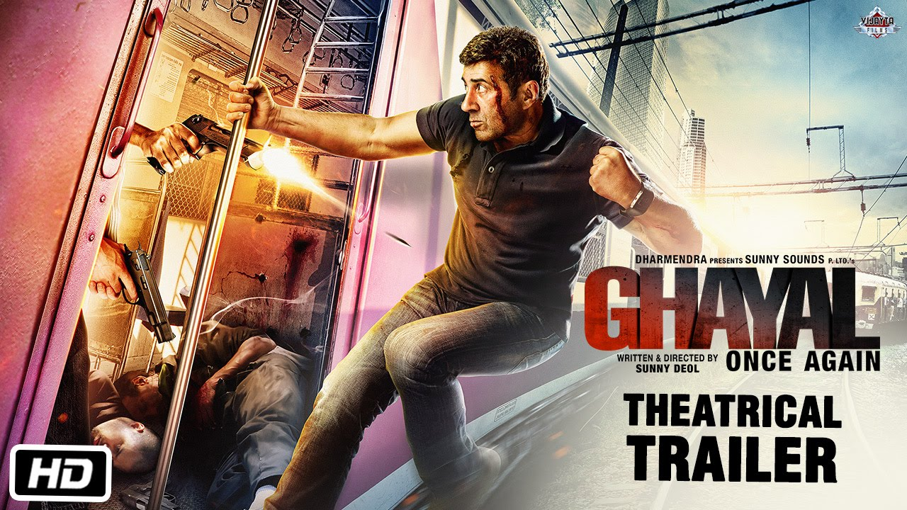 Sunny deol ghayal returns promotional giveaways