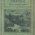 Gulliver's Travels - Book Cover (from pub year 1900)