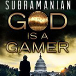 God Is A Gamer by Ravi Subramanian - Book Cover