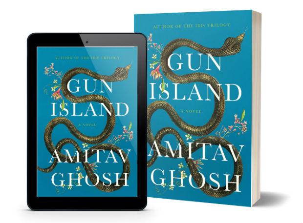 Gun Island by Amitav Ghosh   Book Cover