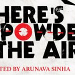 There's Gunpowder in the Air By Manoranjan Byapari (Translated by Arunava Sinha) | Book Cover