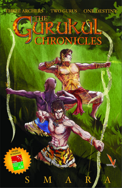 The Gurukul Chronicles by Smara (Radhika Meganathan) - Book Cover