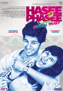 Hasee Toh Phasee - Hindi Movie - Poster