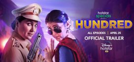 Hundred | A Hindi Thriller TV Series | Introductory Review