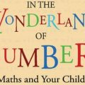 In The Wonderland Of Numbers - Maths And Your Child - Book Cover