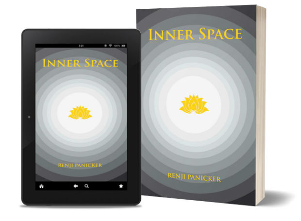 Inner Space By Renji Panicker | Book Cover