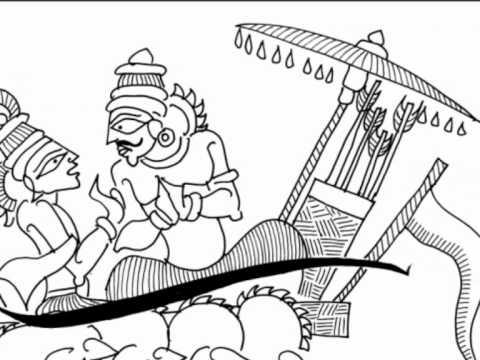 Jaya An Illustrated Retelling Of The Mahabharata Book Review