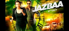 Jazbaa | A Suspense Thriller Worth Watching | Movie Review