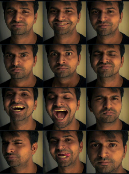 Kamal Upadhyay (In Many Moods)
