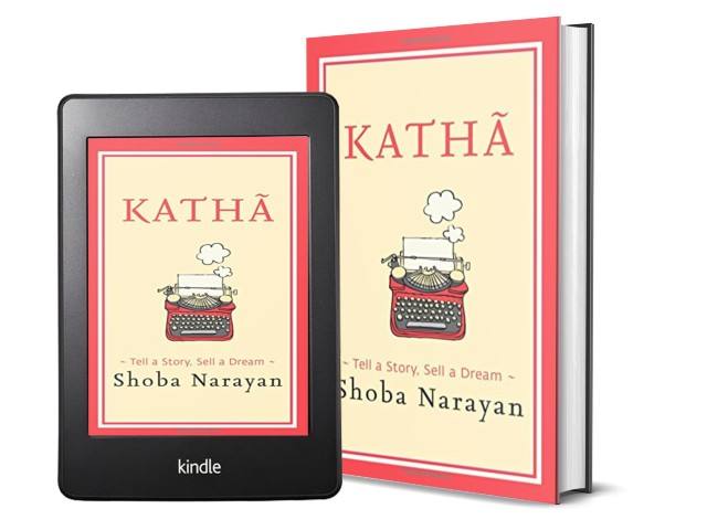 Katha By Shoba Narayan | Book Cover