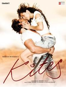 Kites - Film - DVD Cover