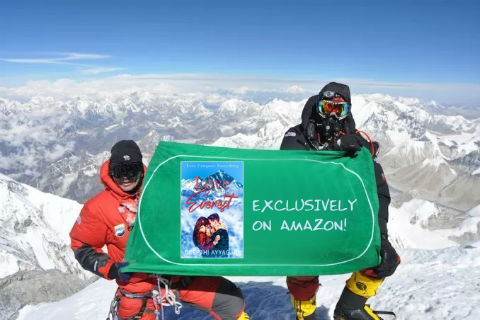 Love on the Everest: Love Conquers Everything by Deepthi Ayyagari