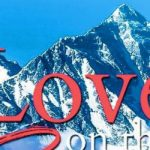 Love on the Everest: Love Conquers Everything by Deepthi Ayyagari | Book Cover