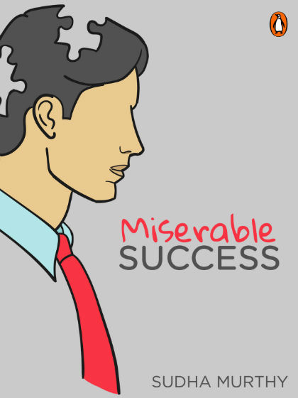 Miserable Success By Sudha Murty | Book Cover