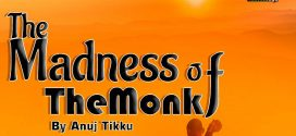Madness Of The Monk by Anuj Tikku | A Short EBook | Personal Review