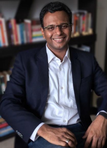 Author Mainak Dhar