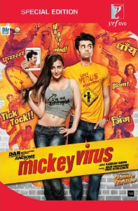 Mickey Virus - Hindi Film - Poster
