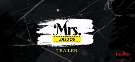Mrs. Jasoos | Hindi Web Series | Personal Review