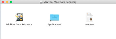 Mac Data Recovery: Installation Step 2