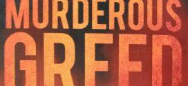 Murderous Greed by Arun K. Nair   Book Reviews