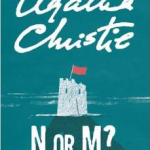 N or M by Agatha Christie Book Cover