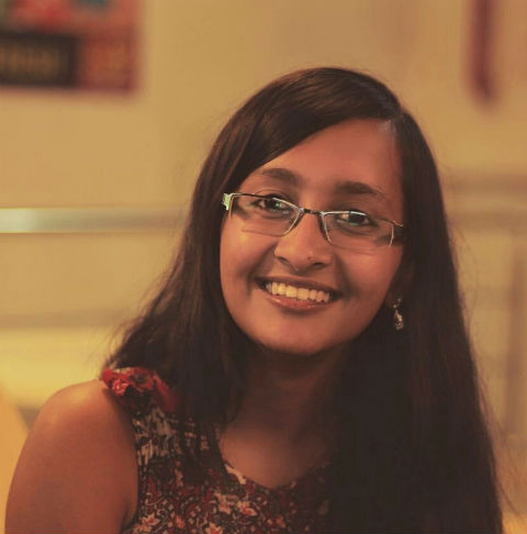 Nupur Chowdhury - the author of - A Flight Of Broken Wings